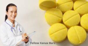 Yellow Xanax Bars