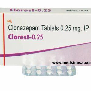 Buy Clonazepam online